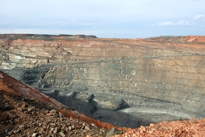 Iron ore production soars while China works toward economic recovery