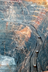 Western Australia exhibit shows importance of mining sector