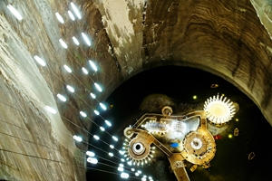 Research project aims to develop underground mining methods