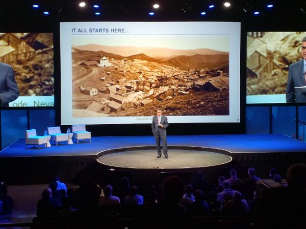 Tales from the Road at the 3DEXPERIENCE FORUM in Las Vegas