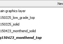 Conversion Tips Part 2: Extracting dxf Layers From a Single .dxf File Into Multiple Surpac Layers