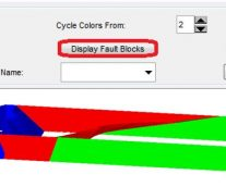 Part 2: How to Model a 3D Fault in GEOVIA Minex using Fault Definition