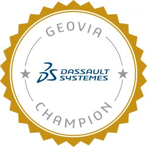 GEOVIA Champion Program