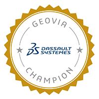 GEOVIA Champions Program