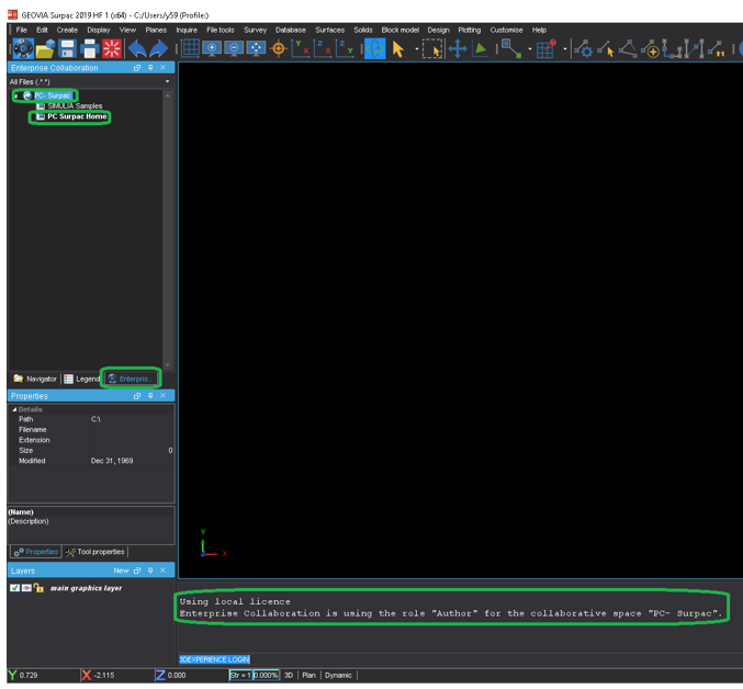 Utilizing Surpac files on the 3DEXPERIENCE platform