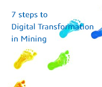 Get started with Digital Transformation in Mining with these 7 easy steps