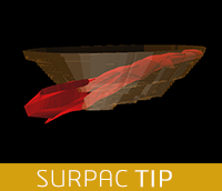 Exporting Solids from Surpac and displaying in 3D in PDFs for presentations and reports