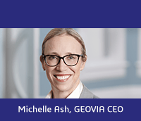 GEOVIA Message on COVID19 Pandemic & Business Continuity from CEO Michelle ASH