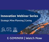 Strategic Mine Planning for Caving