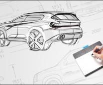 Automobile Design Revolution with 3D Modeling