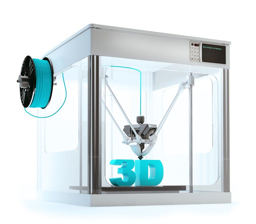 CAD, 3D printing