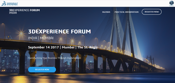 Dassault Systemes 3DEXPERIENCE Forum 2017 to focus on Digitalization