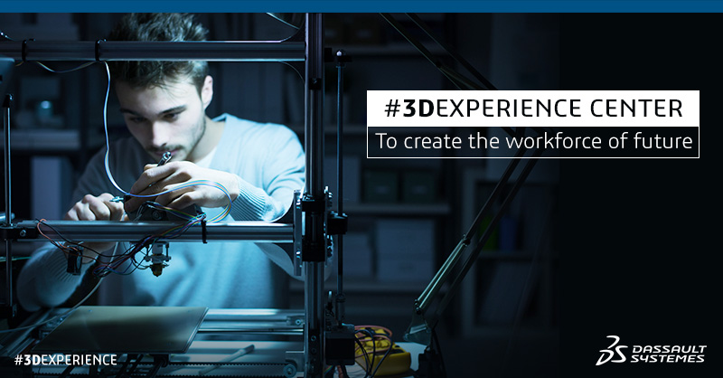 Dassault Systemes partners with Andhra Pradesh State Skill Development Corporation (APSSDC) to set up 3DEXPERIENCE Center