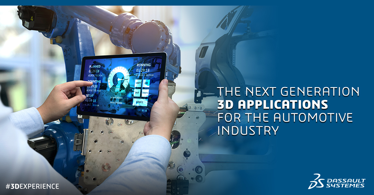 3D Technologies Driving Next Level of Growth in the Automotive Industry