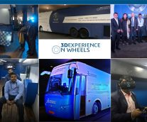 Strengthening focus on Start-ups and SMEs with 3DEXPERIENCE on WHEELS (#3DXonWheels)