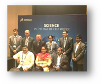 Glimpses of the first ever local edition of the Science in the Age of Experience 2018 in Bengaluru