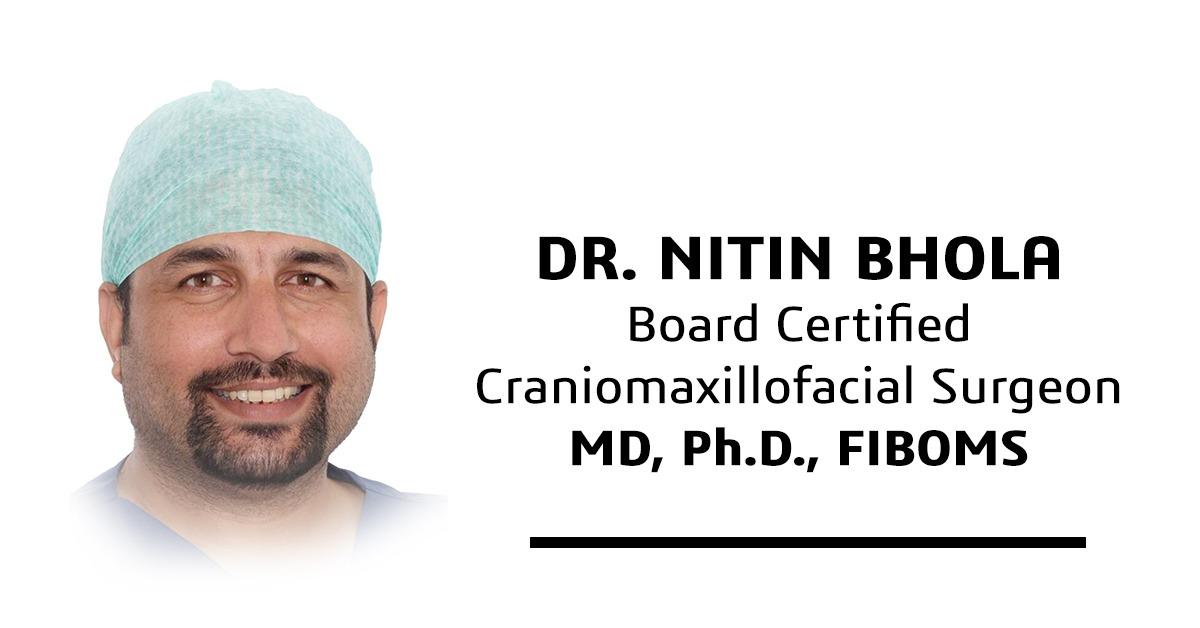 Dr. Nitin Bhola