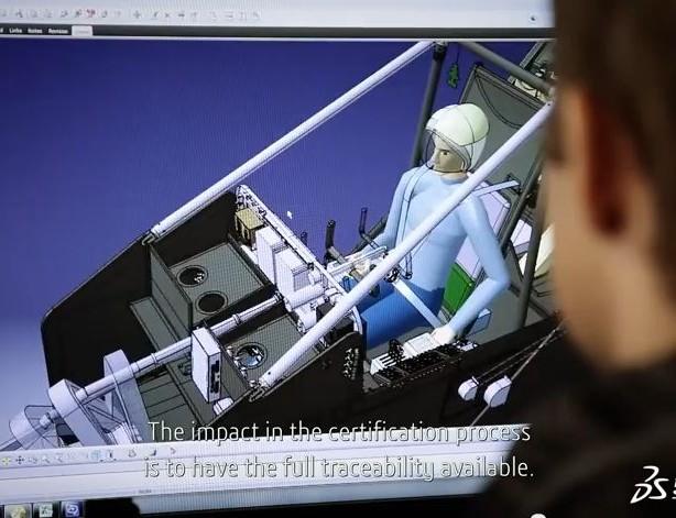 ダッソー・システムズが技術協力している「ソーラー・インパルス2」が世界一周無燃料飛行に出発しました!