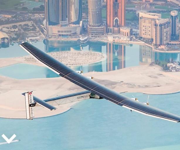 空に夢をはせて~世界を変えるソーラー・インパルス2のミッション