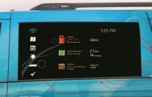 インテリジェントカー スマートカー 自律走行車