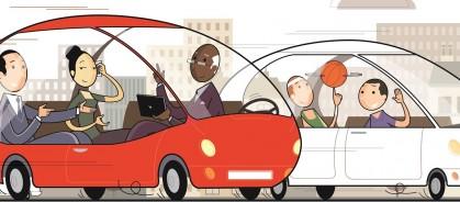 過渡期を迎えた自動車~雇用からプライバシーの分野に至るまで、 ドライバーがいない車が社会を大きく変える~