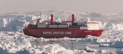 MARINE & OFFSHORE 北極の近道海氷の縮小進行により、 船舶会社が北極海航路を検討