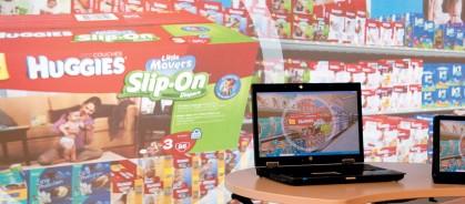 CONSUMER PACKAGED GOODS & RETAIL 買い物客の本音を 見抜く力とイノベーション : デジタル テクノロジーを活用して消費者と 小売業者に付加価値を提供 – Kimberly-Clark 社