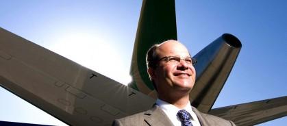 FREDERICO CURADO 直感と経験で航空機メーカーを率いる エンブラエル社の社長兼CEO