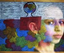 【村の美術学校 EDAAV 】  子どもたちが身の回りの伝統と環境を賛美できる場所