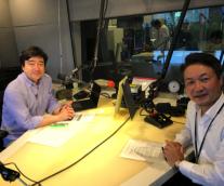 J-WAVEで「シンガポール政府とダッソー・システムズとの取り組み」をご紹介いただきました。
