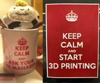【ダッソー・システムズ広報ブログ vol.4】平静を保ち、3次元印刷活動をせよ