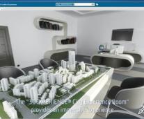 【ダッソー・システムズ、都市開発EXPOに出展】13日開幕、小間番号2-2でVRを使った都市計画体験デモを
