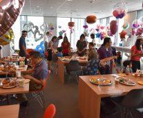 160名の家族がオフィスを訪問 ~オープンオフィス・ファミリーデー~