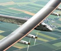 연료 소비 제로, 대체 에너지 비행으로 세계 일주 도전!