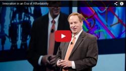 Innovation in an Era Affordability