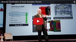 Realistic-Visualization-of-Crash-Simulation-Results