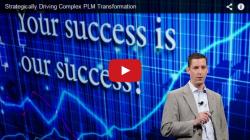 Strategically Driving Complex PLM Transformation