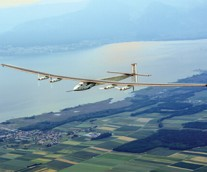 Solar Impulse 2 Plane Ready for its Round-The-World Journey