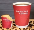 Edible Coffee Cups from KFC