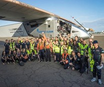 Welcome to the USA, Solar Impulse!