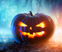 Candy, Costumes, Pumpkins…and 3D Printing for Halloween