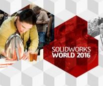 SOLIDWORKS WORLD 2016 Day One in Dallas