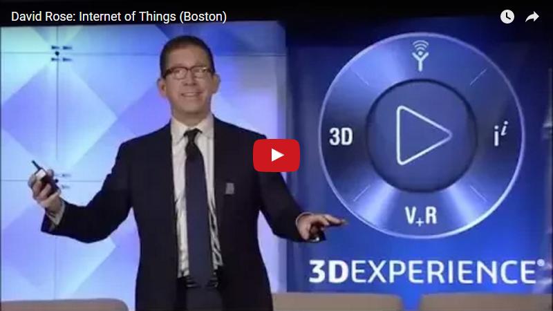 David Rose Internet of Things Boston