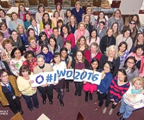 International Women's Day: A Reflection On 2015 and a Pledge for 2016