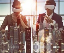A New Business Perspective: How Virtual Reality will Change the Enterprise
