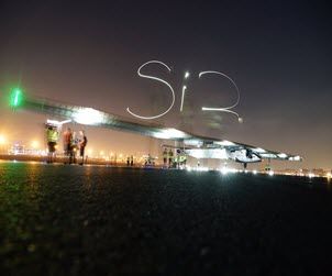 the solar impulse aircraft as the future of transformation Share solar planes aren't the green future of air travel but here the solar impulse 2 features 17,000 the us commercial aircraft fleet emits just one.