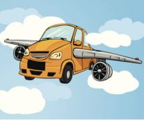 A New Meaning to Off-Road: The Future of Air Transport?