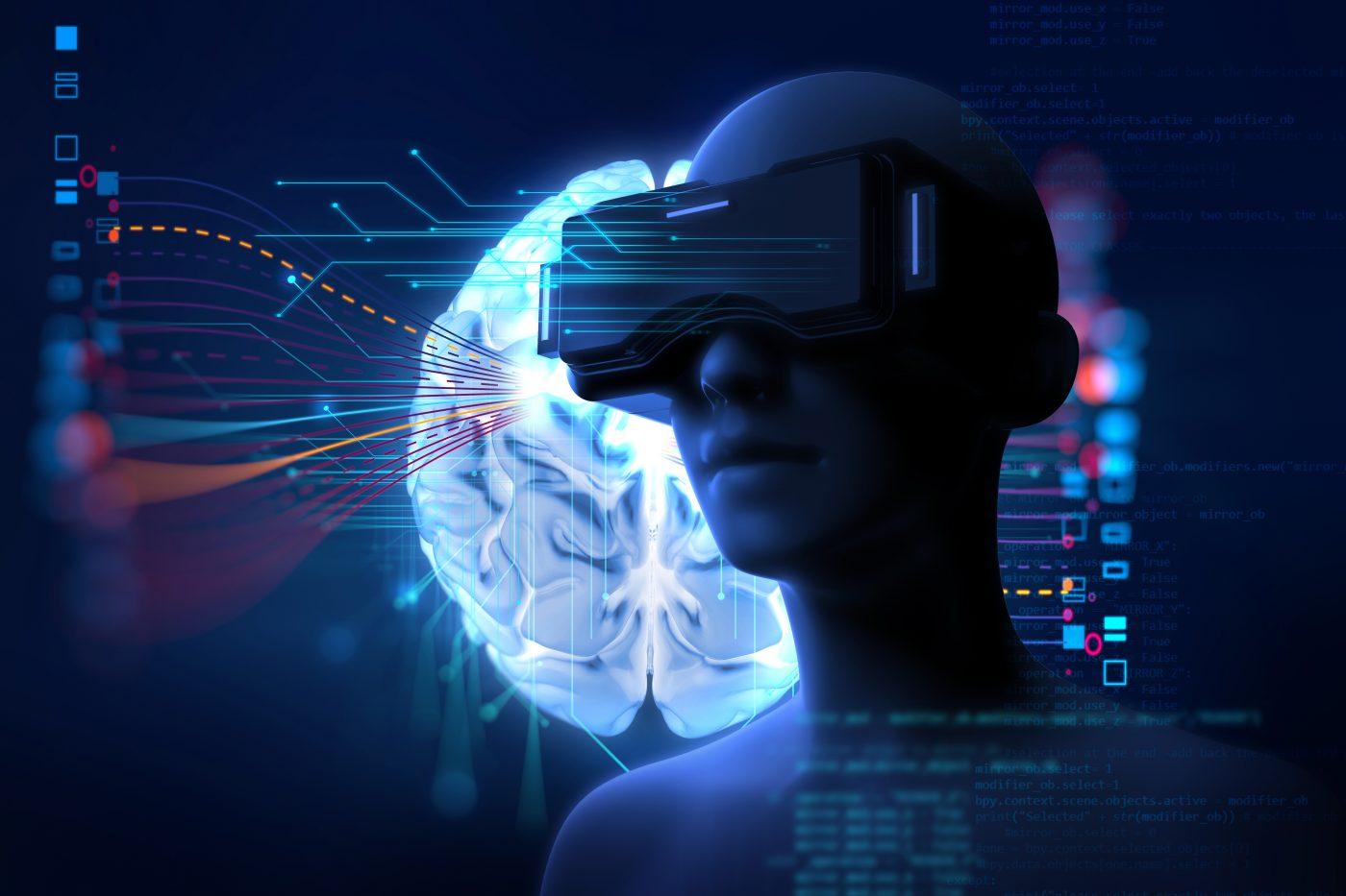 Virtual Reality The Healing Behind Mental Health