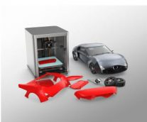 3D Printing & Cars – Evolving from Prototypes to Production