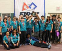 SOLIDWORKS Supports FIRST Robotics Competition